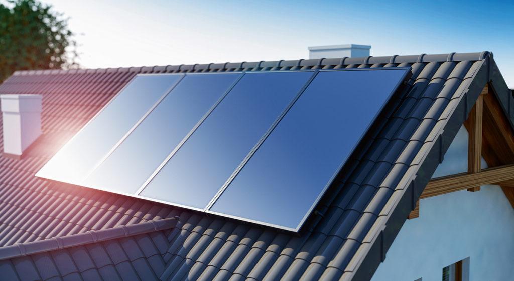 Photovoltaikanlage mit Stromspeicher